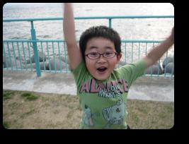 凜太郎3回目のメガネ