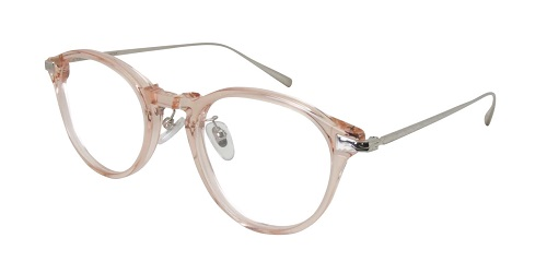 JN-045 col6:Clear Pink