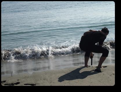 徳島の海岸CENTER: