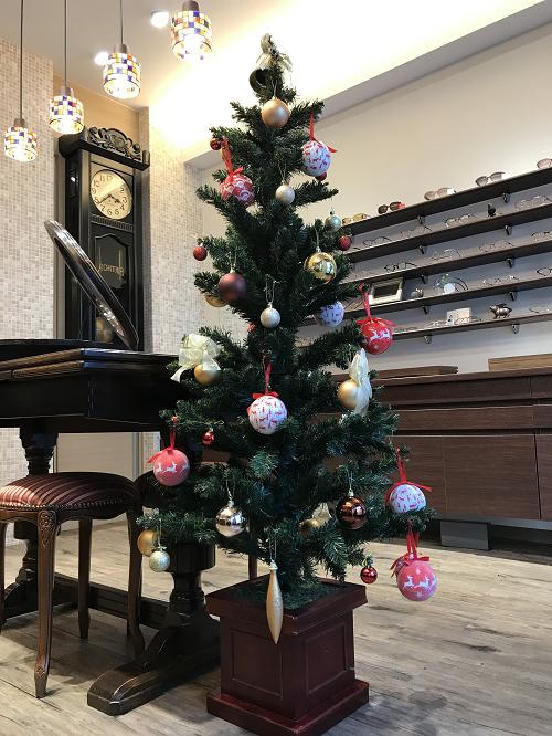 クリスマスツリー2017-11-01