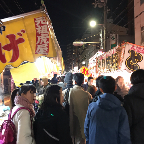 2019-02-02 あびこ観音節分祭