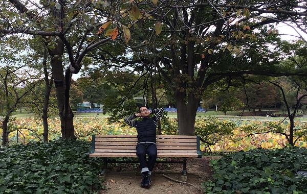 植物園2016-11-01 長居
