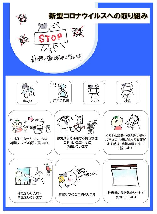 2020-05-26 コロナウイルス対策
