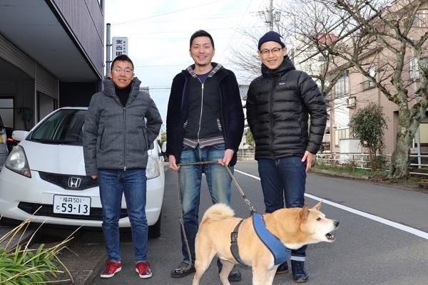 2020-02-2020-02-20 越前の圀甚六作デザイナー米谷さん