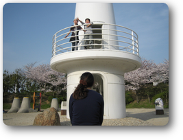 '09.04舞洲灯台