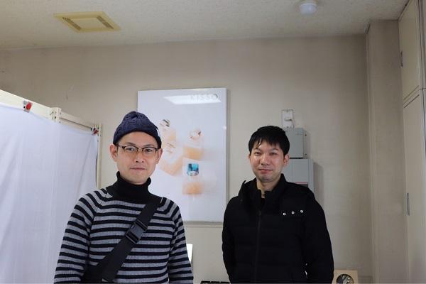 2020-02-20 GOSHデザイナー大嶋一輝さん
