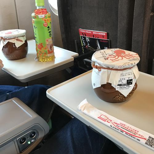 2017-09-12 新幹線往路