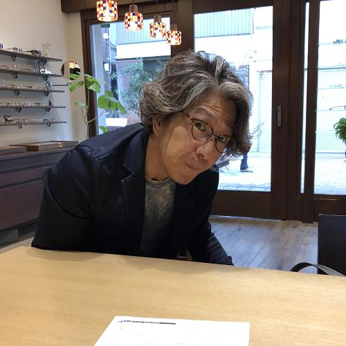 2017-06-21 VIO-ROU 小野寺さん来店