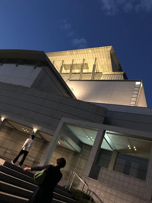 2018-10-18 yamatatsu live 玄関正面