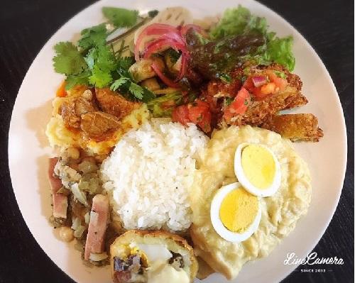 ペルー料理Lazos - ホーム