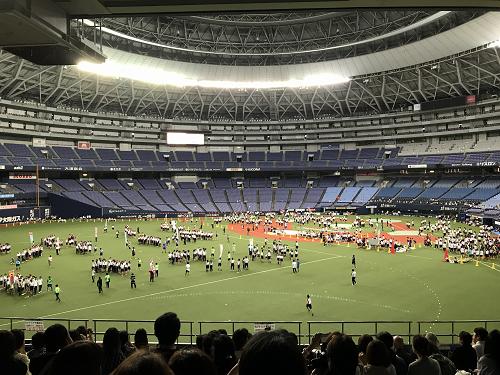 2019-06-18 京セラドーム競技